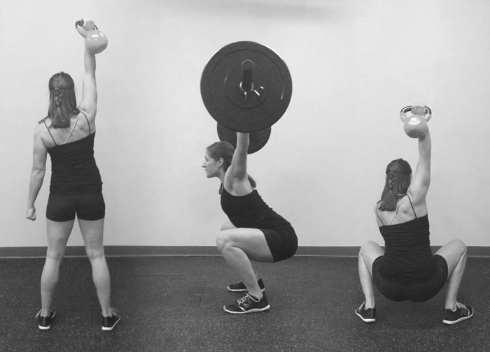 CrossFit - Movements