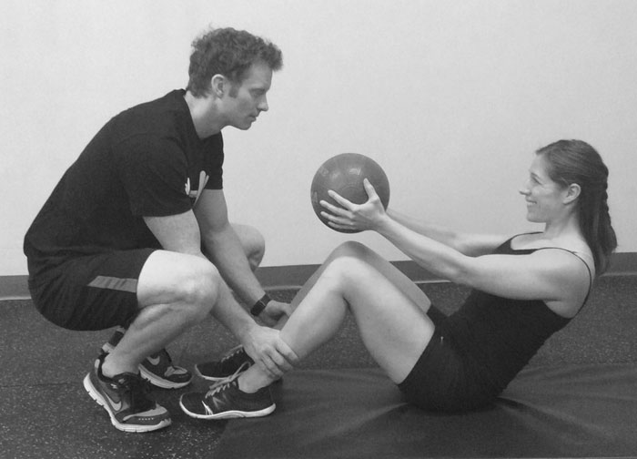 Personal Training - Situp
